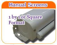 Sapphire Manual square format screens