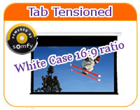 Tab Tensioned White